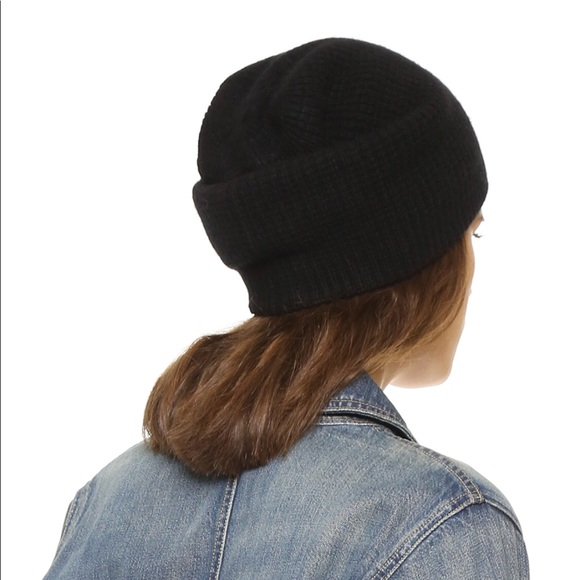 dcf88567c6a Madewell Accessories - Madewell cashmere waffle knit hat